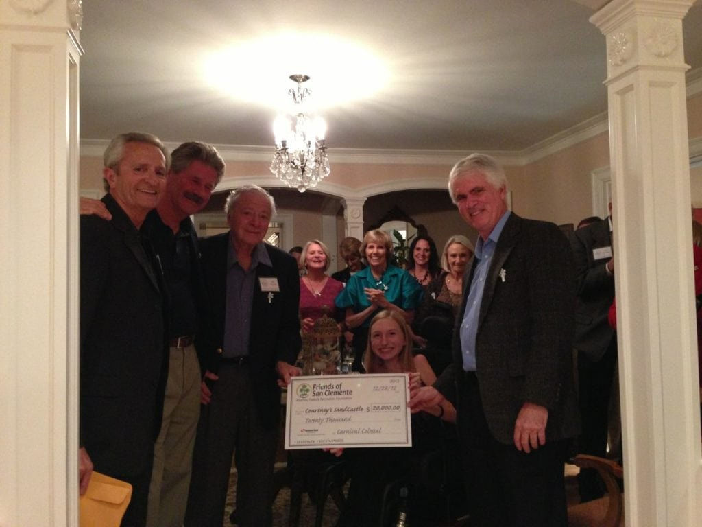 Friends of San Clemente Beaches, Parks & Recreation Donation