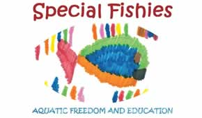 Special Fishies Aquatic Freedom and Education Logo