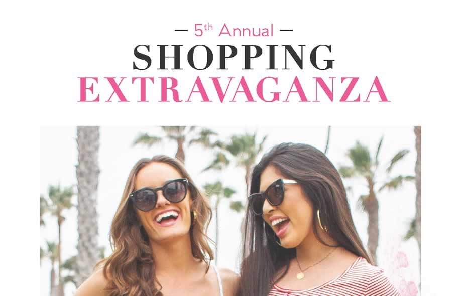 Outlets San Clemente 5th Annual Shopping Extravaganza